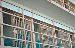 Alcatraz-Insel, San Francisco, Kalifornien, die Vereinigten Staaten von Amerika, USA Lizenzfreies Stockbild