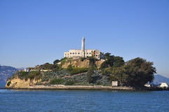 Alcatraz Island Royalty Free Stock Photo