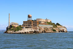 Alcatraz Island Royalty Free Stock Images