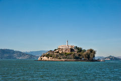Alcatraz Royalty Free Stock Photo