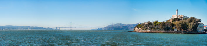 Alcatraz Royalty Free Stock Photography