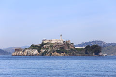 Alcatraz island Stock Photo