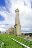 Alcatraz island Lighthouse, San Francisco, California Royalty Free Stock Photography