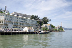 Alcatraz Stock Images