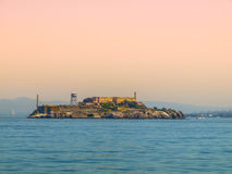 Alcatraz Island Royalty Free Stock Images