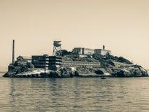 Alcatraz Island Royalty Free Stock Photos