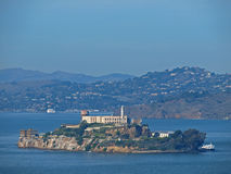 Alcatraz Island of San Francisco Stock Image