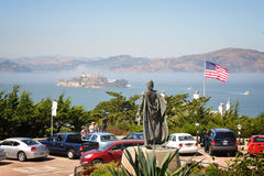 Alcatraz Island San Francisco Stock Photos