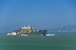 Alcatraz Island, San Francisco Royalty Free Stock Images