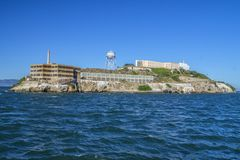 Alcatraz Island, San Francisco Stock Photo