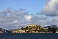 Alcatraz island in San Francisco Stock Image