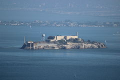 Alcatraz Island San Francisco California Royalty Free Stock Photos