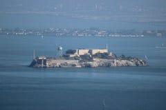 Alcatraz Island San Francisco California Royalty Free Stock Photos
