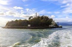 Alcatraz island, San Francisco, California Royalty Free Stock Photos
