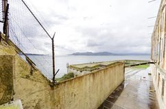 Alcatraz island, San Francisco, California Stock Photography