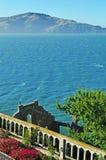 Alcatraz Island, San Francisco, California, United States of America, Usa Royalty Free Stock Photography