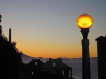Alcatraz Island, San Francisco, California, United States of America, UsaF Stock Photo