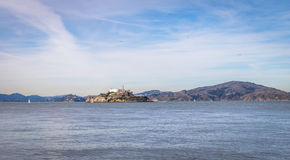 Alcatraz Island - San Francisco, California, USA Royalty Free Stock Image