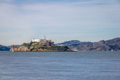 Alcatraz Island - San Francisco, California, USA Royalty Free Stock Images