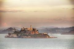 Alcatraz Island. Royalty Free Stock Photography