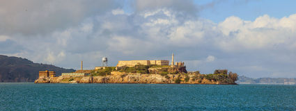 Alcatraz Island  San Francisco, USA. Stock Image