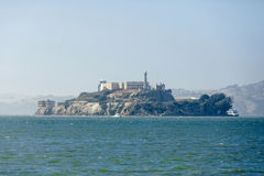 Alcatraz Island in San Francisco, Stock Image