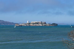 Alcatraz Island in San Francisco, USA Royalty Free Stock Photography