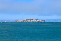 Alcatraz Island in San Francisco, USA Royalty Free Stock Image