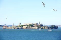 Alcatraz Jail Royalty Free Stock Photos