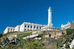 Alcatraz Jail In San Francisco Bay Royalty Free Stock Photo
