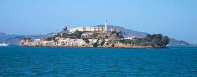 Alcatraz jail in San Francisco Stock Photography