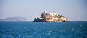 Alcatraz jail in San Francisco Stock Image
