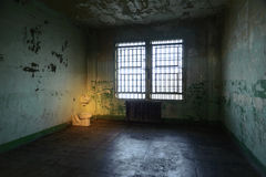 Alcatraz-Krankenhaus Stockbild