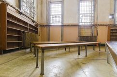 Alcatraz Library, San Francisco, California Royalty Free Stock Photo