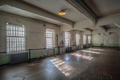 Alcatraz-Mahlzeitraum Stockfotografie