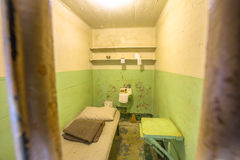 Alcatraz ordinary cell Stock Photography