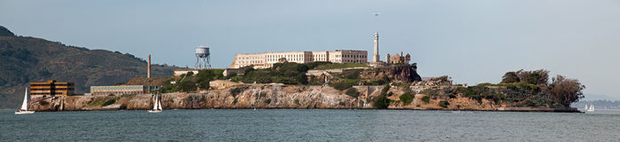 Alcatraz 2 Stock Photo