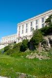 Alcatraz Penitentiary Stock Photography
