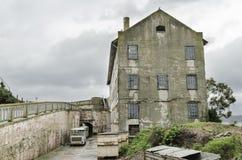 Alcatraz Power House, San Francisco, California Stock Images