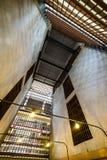 Alcatraz Prison Architecture Stock Image