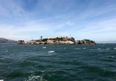 Alcatraz Prison Island Royalty Free Stock Image