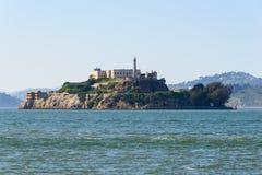 Alcatraz Prison Royalty Free Stock Image