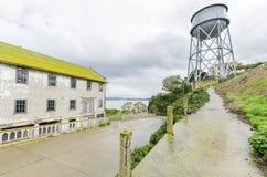 Alcatraz Quartermaster, San Francisco, California Stock Images