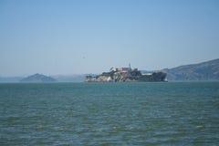 Alcatraz - San Francisco royalty-vrije stock afbeelding