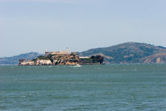 Alcatraz at San Francisco Stock Image