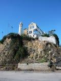 Alcatraz, San Francisco, los E.E.U.U. fotos de archivo libres de regalías