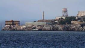 Alcatraz, San Francisco (Städte) stock footage