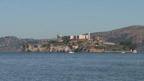 Alcatraz, San Francisco, United States stock video