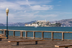 Alcatraz San Francisco Royalty Free Stock Photography