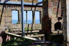 alcatraz siedziby s warden Obraz Royalty Free